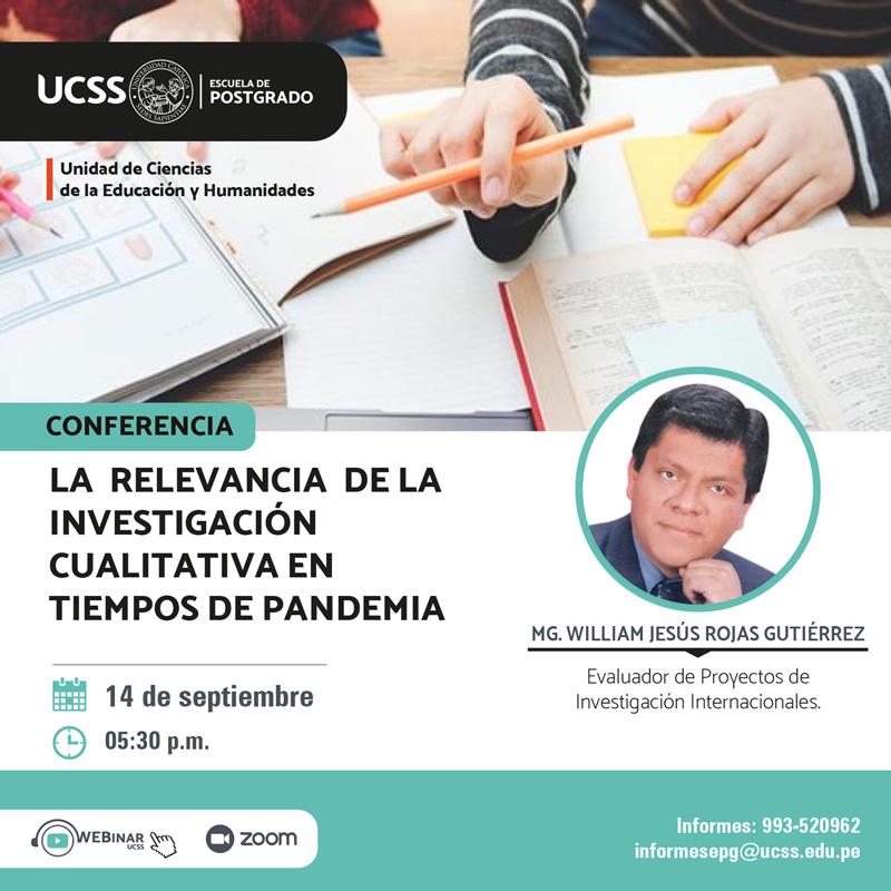 Eventos de la Unidad de Ciencias de la Educación y Humanidades